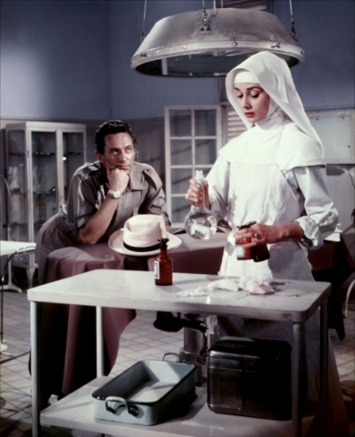 кадр №161109 из фильма История монахини
