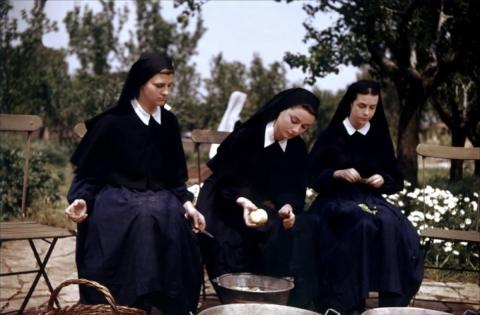 кадр №161110 из фильма История монахини