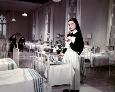 кадр №161112 из фильма История монахини