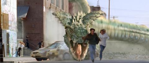 кадр №16112 из фильма Война динозавров
