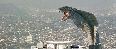 кадр №16113 из фильма Война динозавров