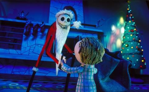 кадр №16124 из фильма Кошмар перед Рождеством