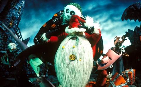 кадр №16132 из фильма Кошмар перед Рождеством