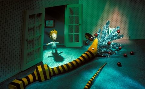 кадр №16133 из фильма Кошмар перед Рождеством