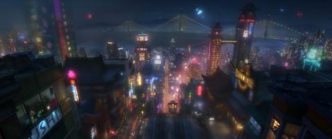 кадр №161546 из фильма Город героев