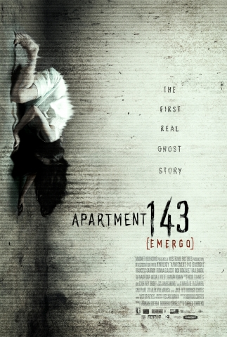 плакат фильма постер Квартира 143