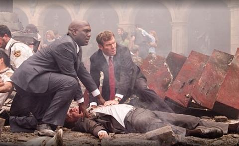 кадр №16198 из фильма Точка обстрела