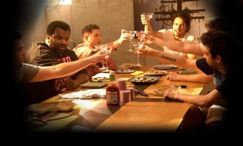 кадр №163062 из фильма Конец света 2013. Апокалипсис по-голливудски
