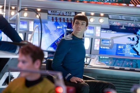 кадр №163116 из фильма Звездный путь