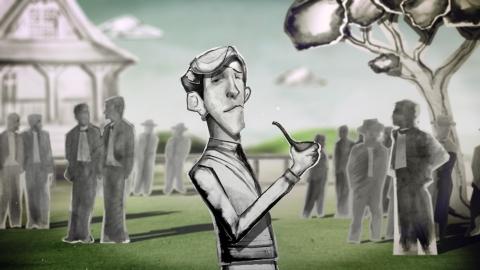 кадр №163298 из фильма Автобиография Лжеца 3D