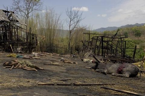 кадр №16355 из фильма Рэмбо IV