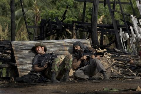 кадр №16357 из фильма Рэмбо IV