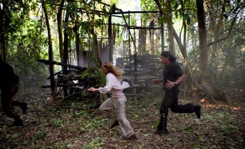 кадр №16358 из фильма Рэмбо IV