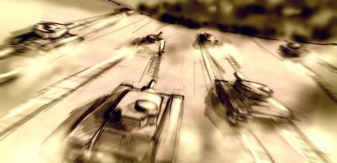 кадр №163962 из фильма 28 панфиловцев
