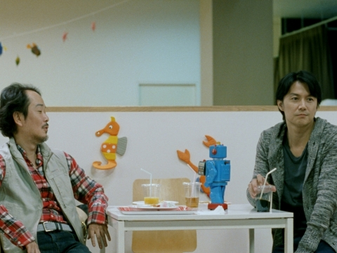 кадр №164191 из фильма Сын в отца