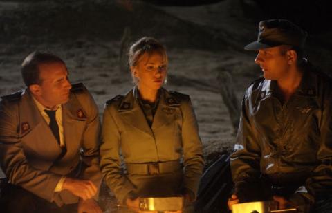 кадр №16430 из фильма Звездный десант 3: Мародер