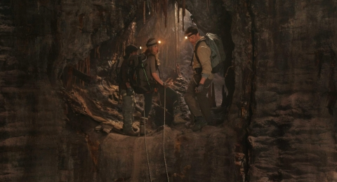 кадр №16442 из фильма Путешествие к центру Земли