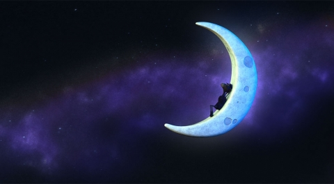кадр №164964 из фильма Блэки летит на Луну