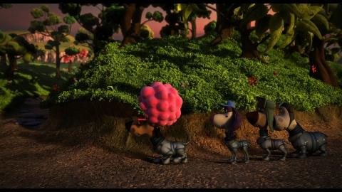 кадр №164971 из фильма Блэки летит на Луну
