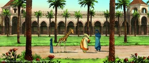 кадры из фильма Жирафа