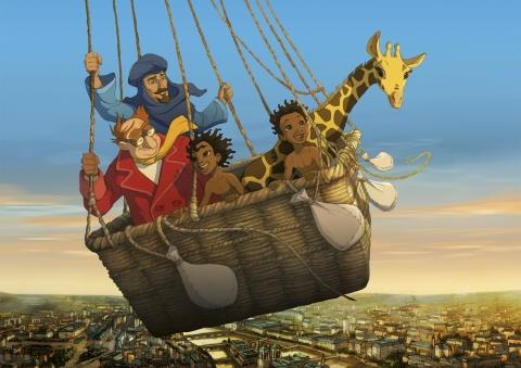 кадр №165150 из фильма Жирафа