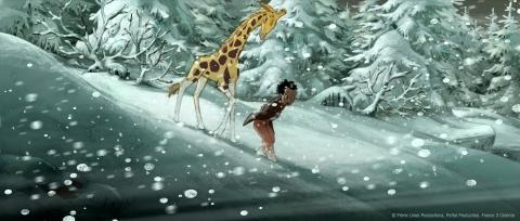 кадр №165154 из фильма Жирафа