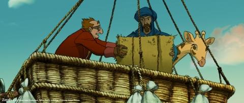 кадр №165158 из фильма Жирафа
