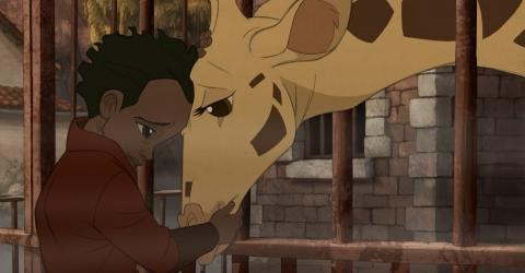 кадр №165161 из фильма Жирафа