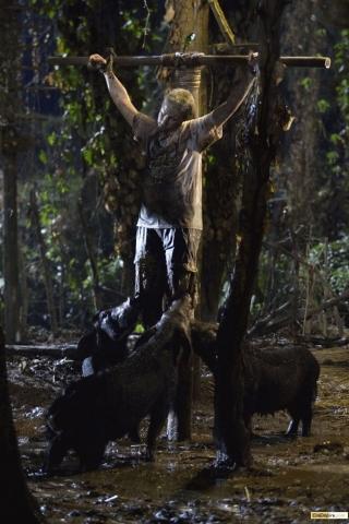 кадры из фильма Рэмбо IV