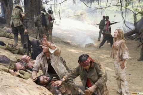 кадр №16520 из фильма Рэмбо IV