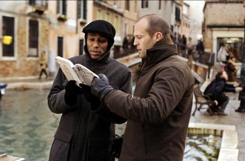 кадр №165331 из фильма Ограбление по-итальянски