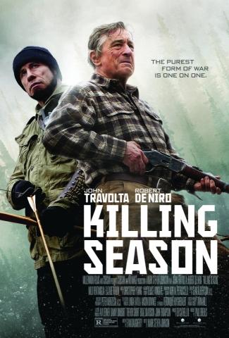 плакат фильма постер Сезон убийц