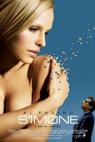 плакат фильма постер Симона