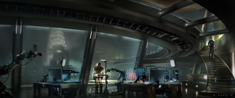 кадр №165976 из фильма Мстители