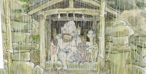 кадр №166055 из фильма Письмо для Момо