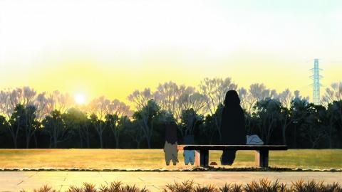 кадр №166129 из фильма Волчьи дети Амэ и Юки