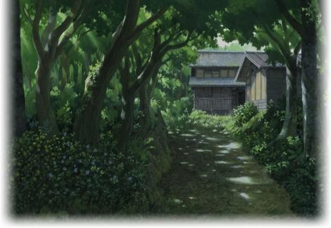 кадр №166136 из фильма Волчьи дети Амэ и Юки