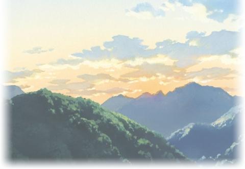 кадр №166140 из фильма Волчьи дети Амэ и Юки