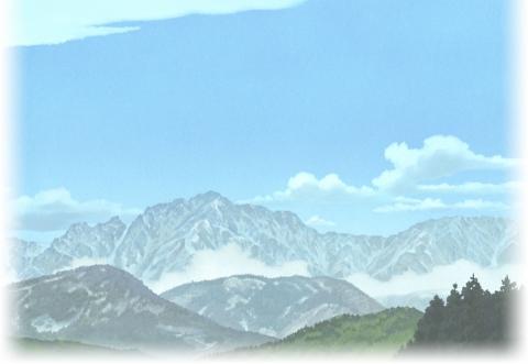 кадр №166142 из фильма Волчьи дети Амэ и Юки