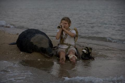 кадр №16721 из фильма Остров Ним