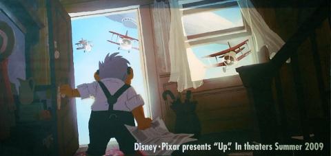 кадр №16724 из фильма Вверх
