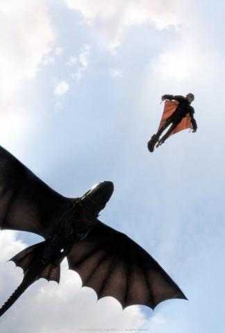 кадр №167436 из фильма Как приручить дракона 2