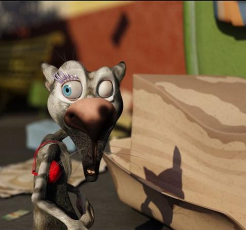 кадр №16762 из фильма Сапсан 3D