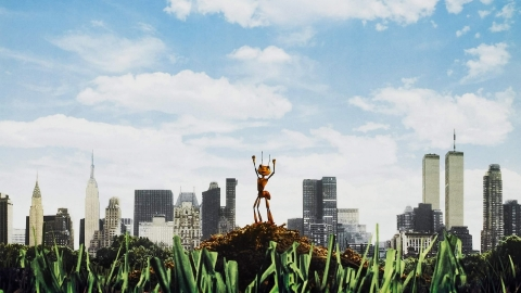 кадр №167796 из фильма Муравей Антц