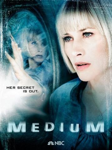 плакат фильма постер Медиум
