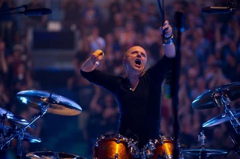 кадр №168112 из фильма Metallica: Сквозь невозможное