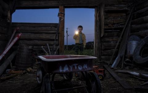 кадр №168199 из фильма Невероятное путешествие мистера Спивета
