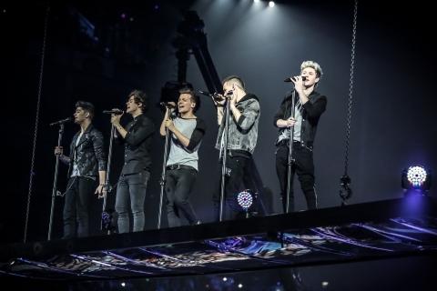 кадр №168717 из фильма One Direction: Это мы
