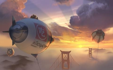 кадр №168783 из фильма Город героев