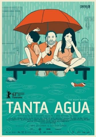 плакат фильма постер Дождь навсегда